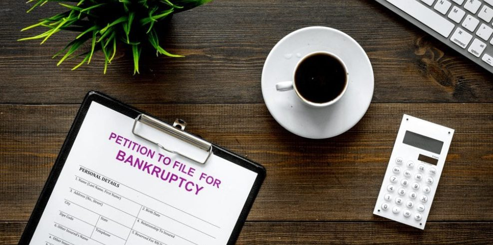 How Filing For Bankruptcy Works